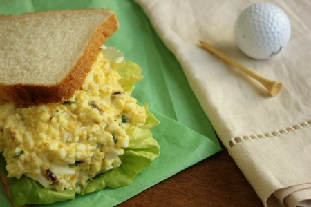 Egg Salad Sandwich 1