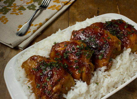 sticky chicken-2