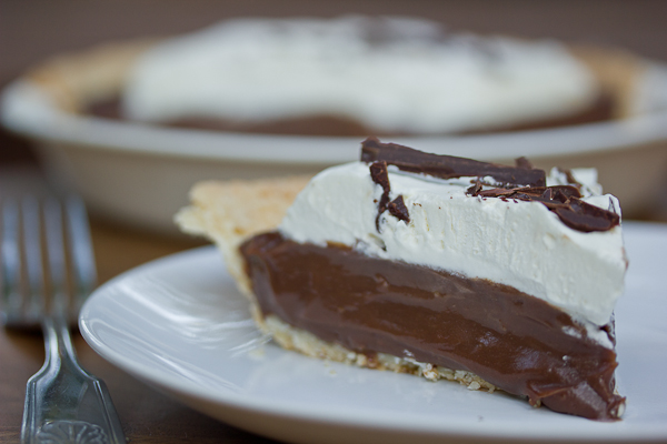 Chocolate Pie New-2
