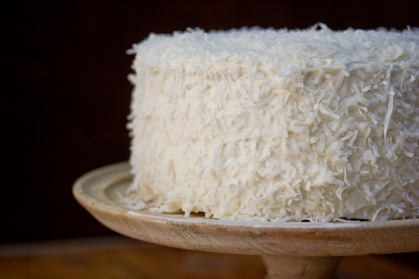 Coconut Layer Cake-1
