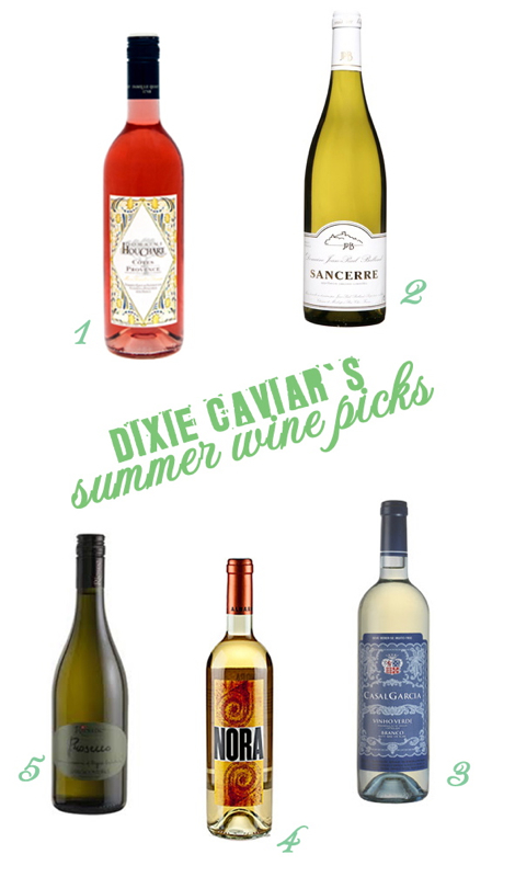 summer wine picks