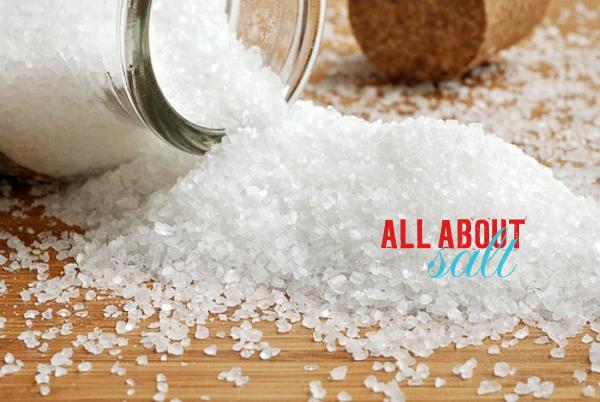 All about salt