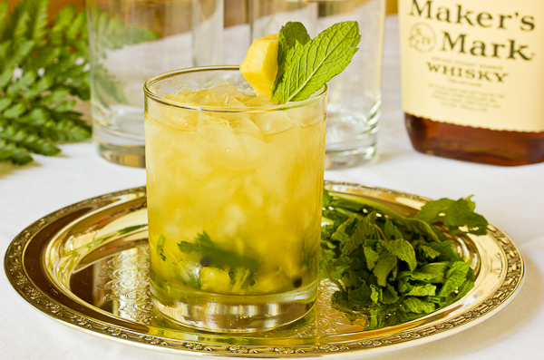 Pineapple Mint Julep-2