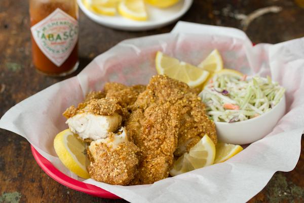 Fried Catfish DC-1