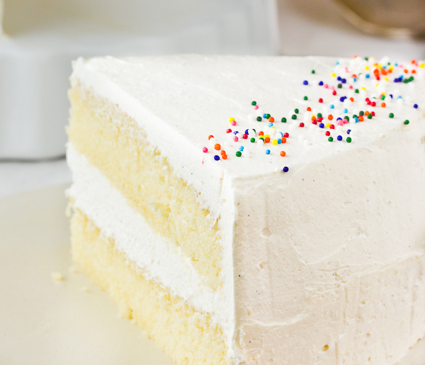 CakeLove Yellow Butter Cake | Dixie Caviar