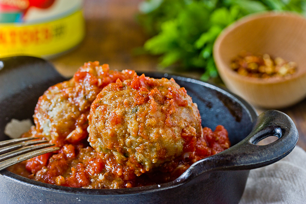 Mozza Meatballs Recipe