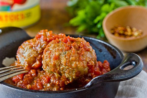 Mozza Meatballs Recipe