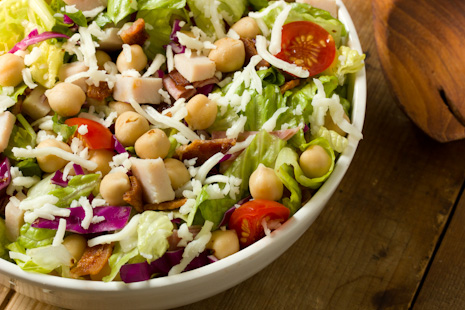Alejo's Chopped Salad