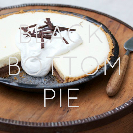Black Bottom Pie