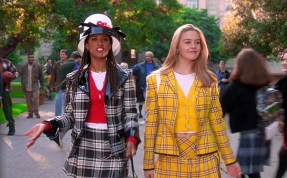 Scene from Clueless (1996)