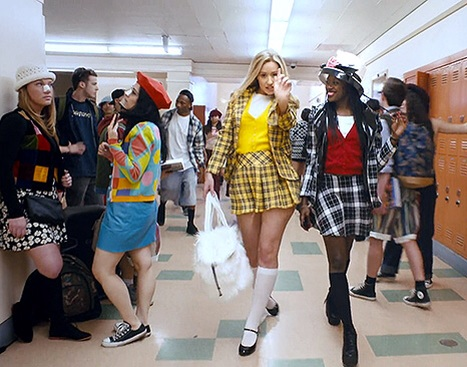Fancy de Iggy Azalea. El video es una total imitación de Clueless.