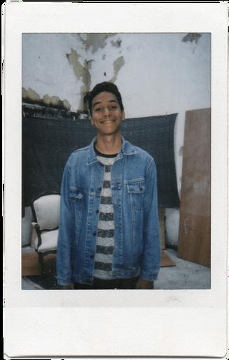 Santiago Méndez, uno de los fotógrafos del proyecto.