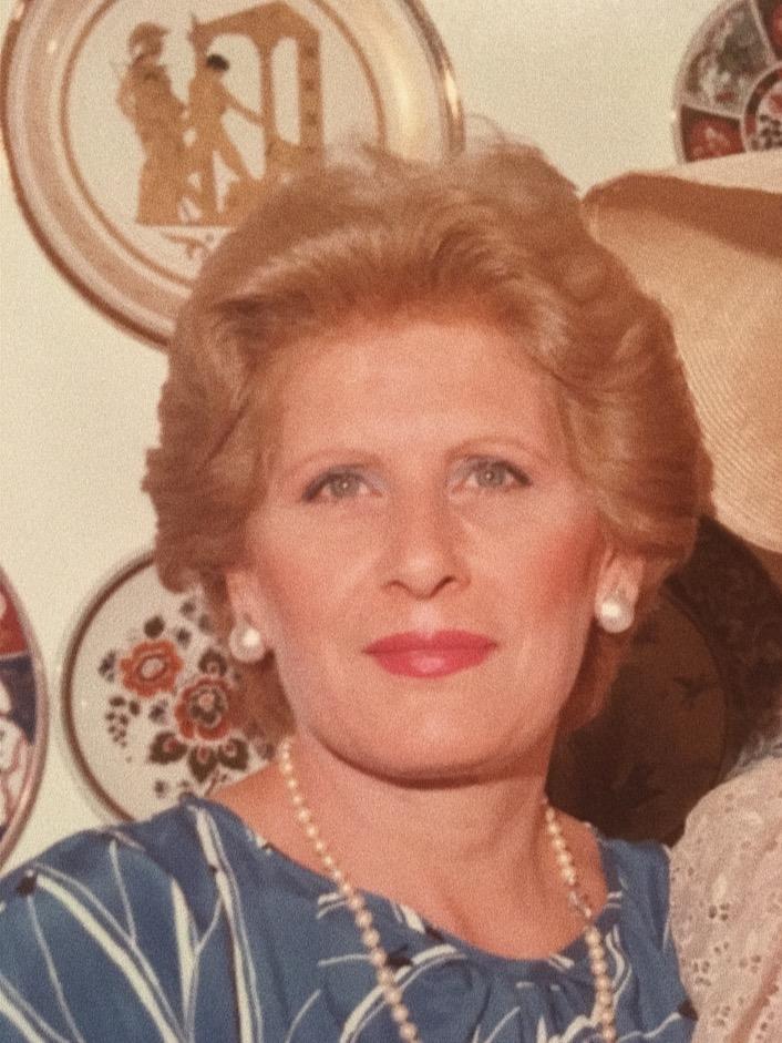 Marie Antar de Mawad