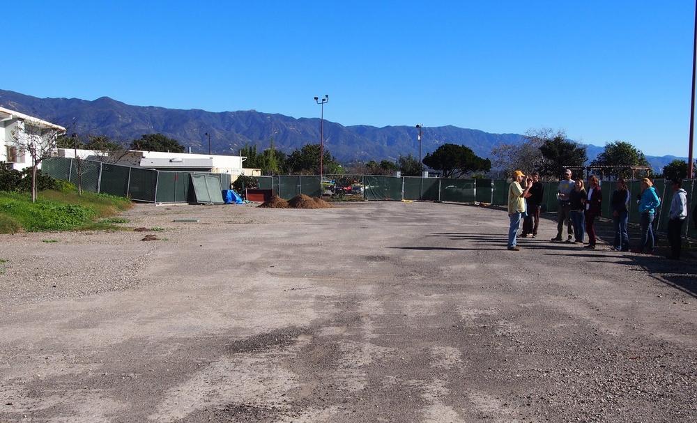 Future SBCC Garden Site
