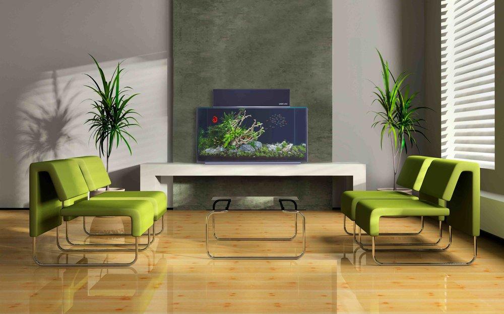 Livecube Aquarium Sakana 160 Wohnzimmer klein.jpg
