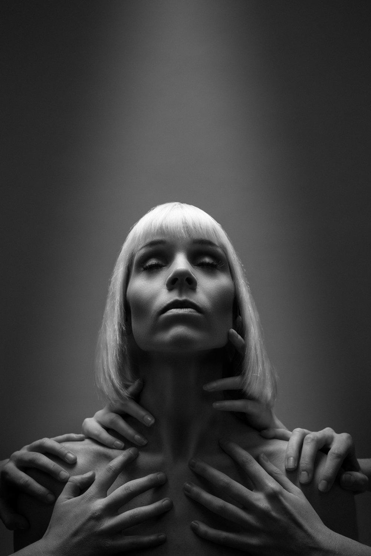 model: April McCann