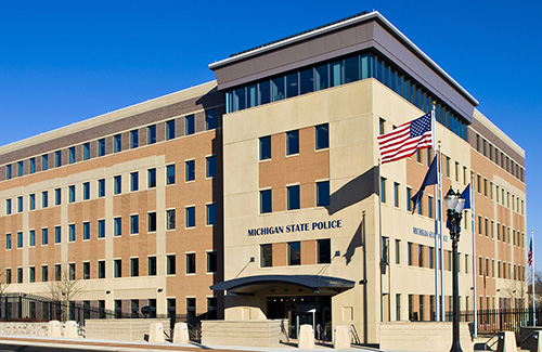 Michigan State Police Headquarters