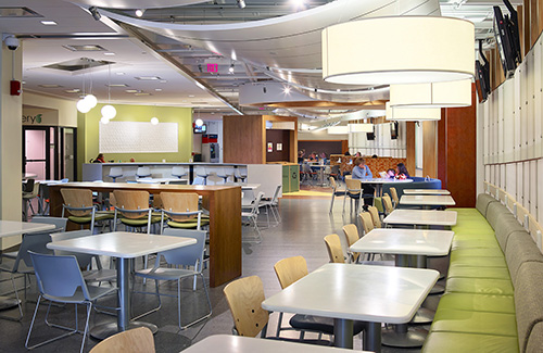 Washtenaw Community College Student Center