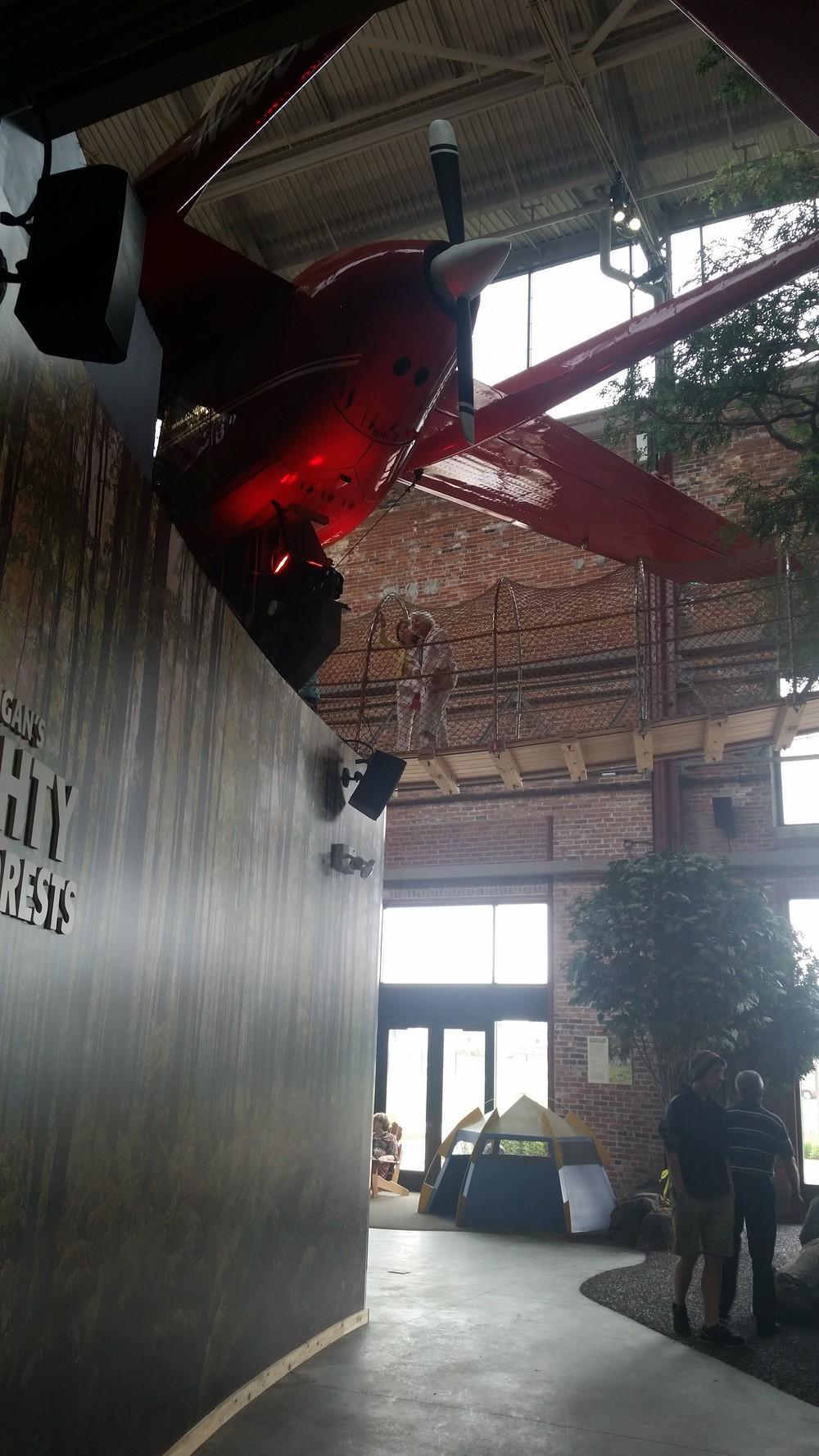 fire plane simulator
