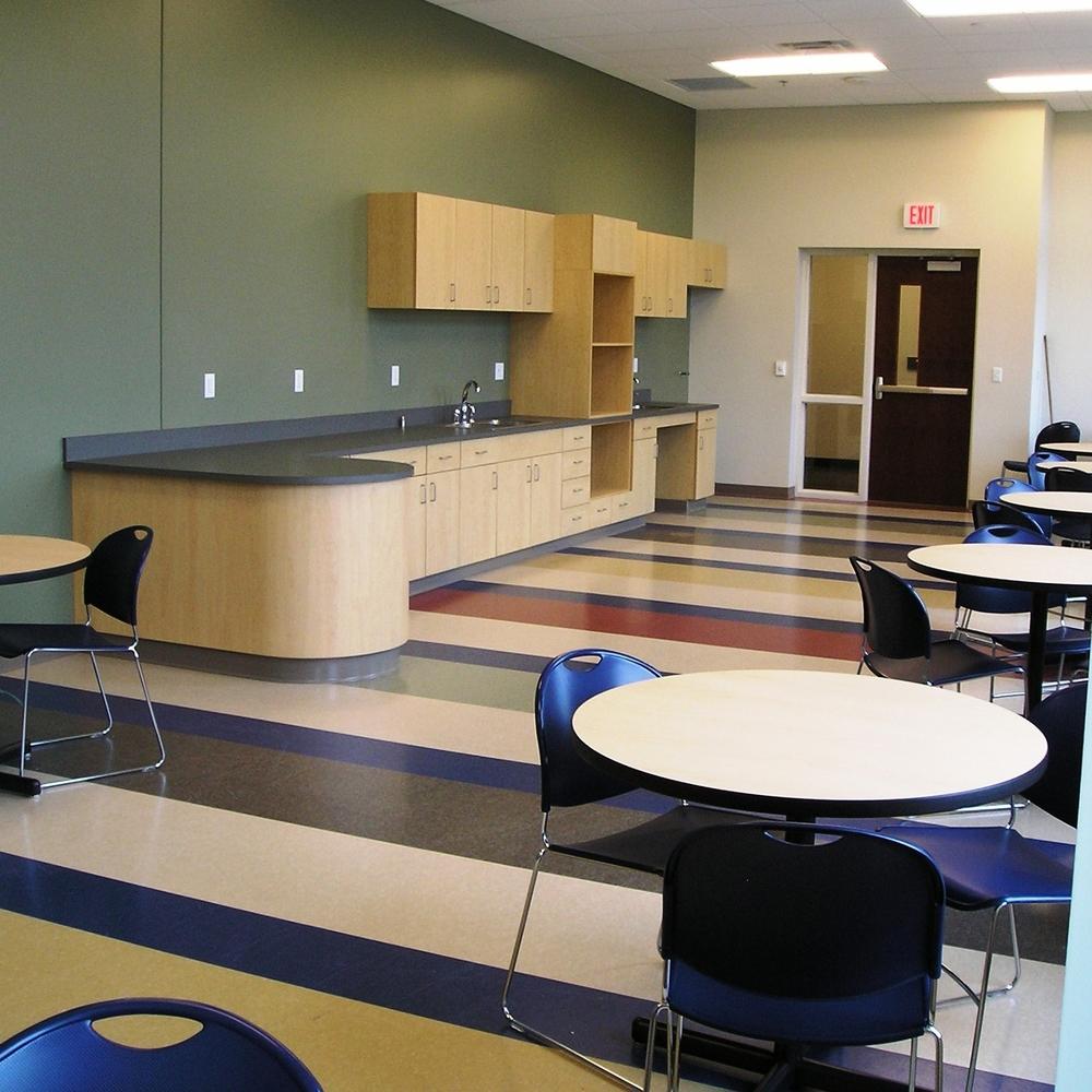 Before: MSP Break Room