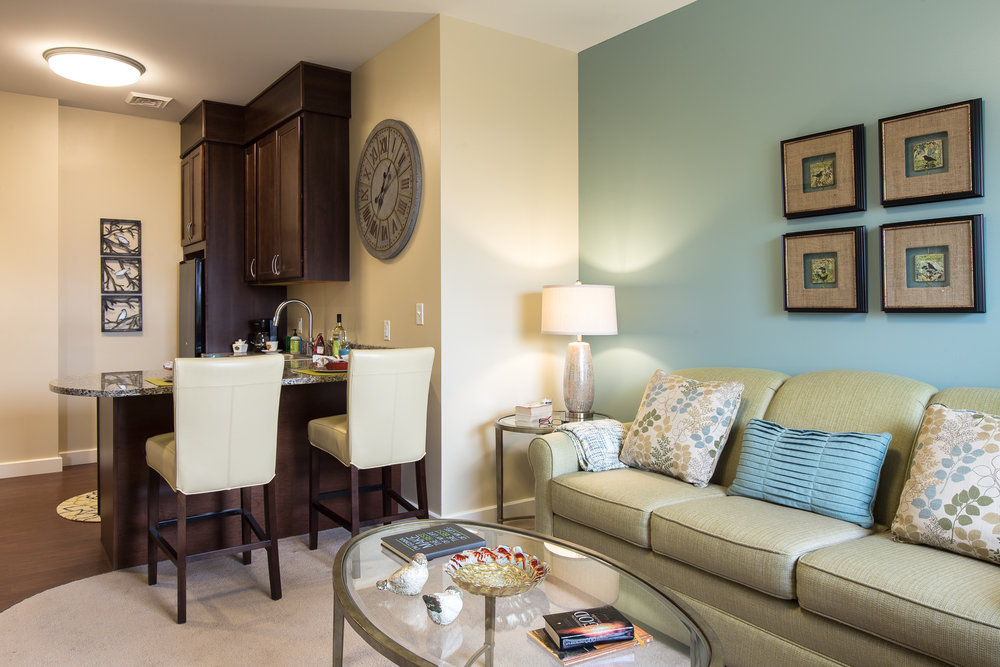SENIOR LIVING   First and Main Senior Living   View Studio Projects