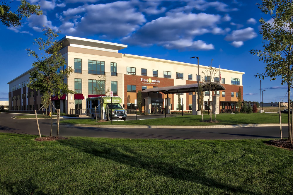 First & Main Senior Living