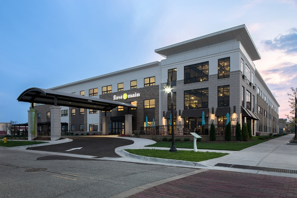 First & Main of Metro Health Village