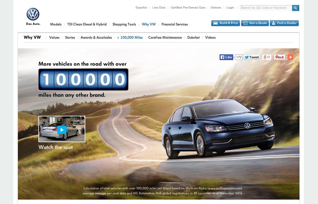Volkswagen | James Allen