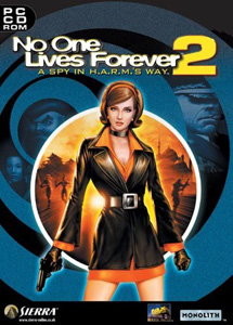 No One Lives Forever: A Spy in H.A.R.M.'s Way was the sequel to The Operative: No One Lives Forever and was released in 2002 with a Metacritic score of 91.