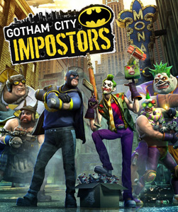 Gotham City Impostors is an FPS multiplayer title set in the Batman universe. It was released in 2012.