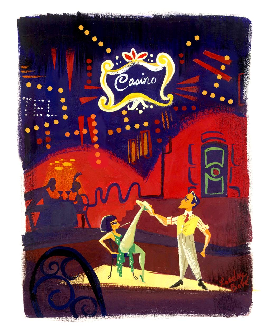 Broadway Melody Cyd and Gene