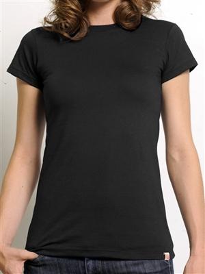 Women s Plain T-shirt - 100% Organic Cotton — Wear Your Wisdom T Shirts aab6144bb