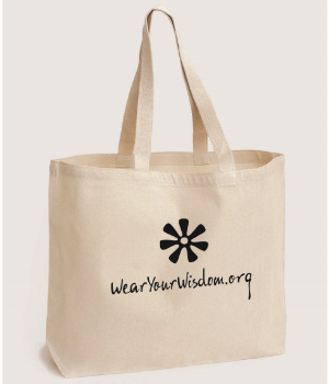 Canvas Tote Bag    $24.95 CAD