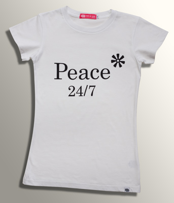 Peace 24/7     SALE!  $19.99 CAD