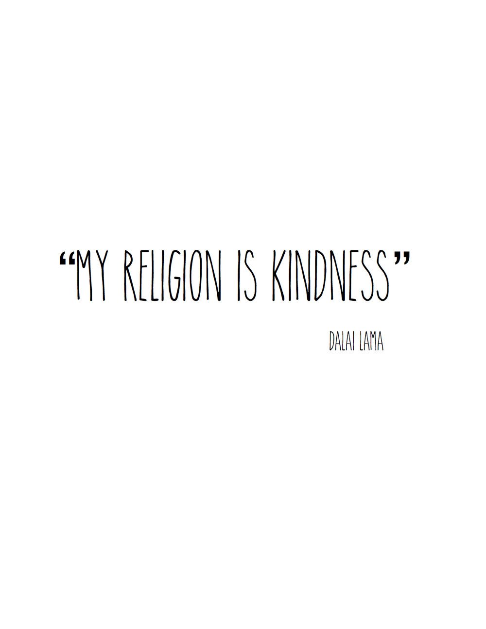 Religion is kindness.jpg