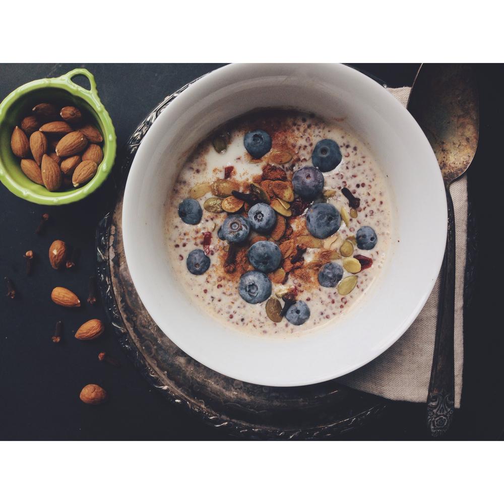 Quinoa Porridge_Sprouting From The Soul