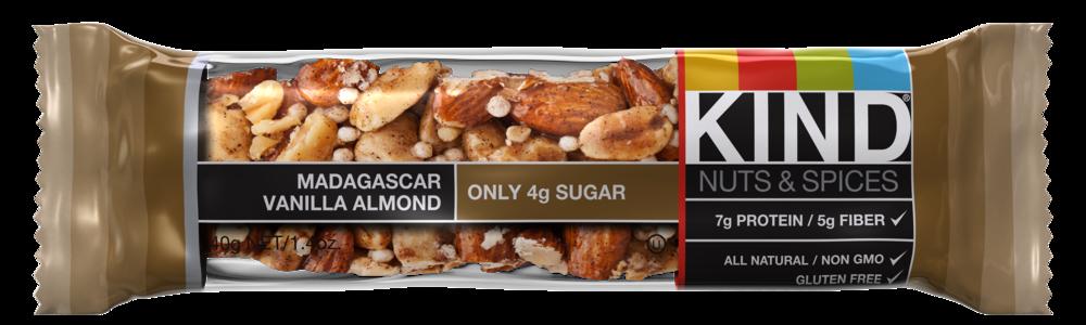 Best For Nut Lovers: KIND Bar