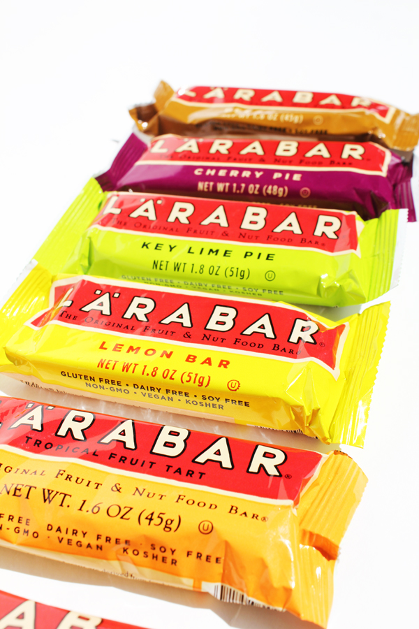 Best For Minimalists: Larabar