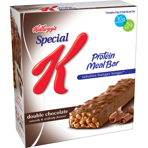 WORST: Kellog's Special K Protein Meal Bar