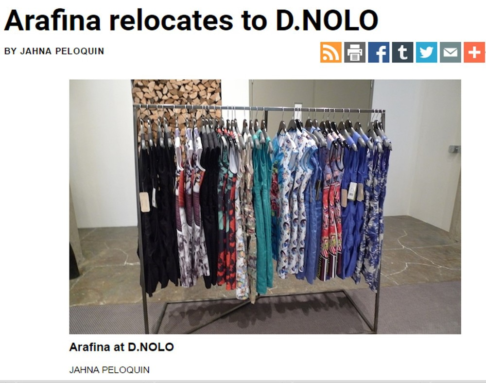 Arafina relocates to D.NOLO - Jahna Peloquin - Minnesota Monthly