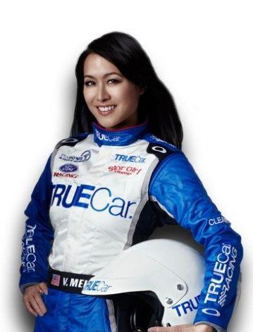 Verena Mei, TrueCar Rally America Driver