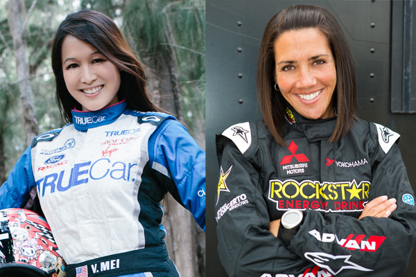 Verena Mei & Nathalie Richard team-up for STPR