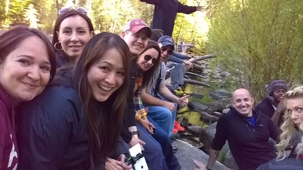 Does it look like we're having fun?! #LumiaExplorers