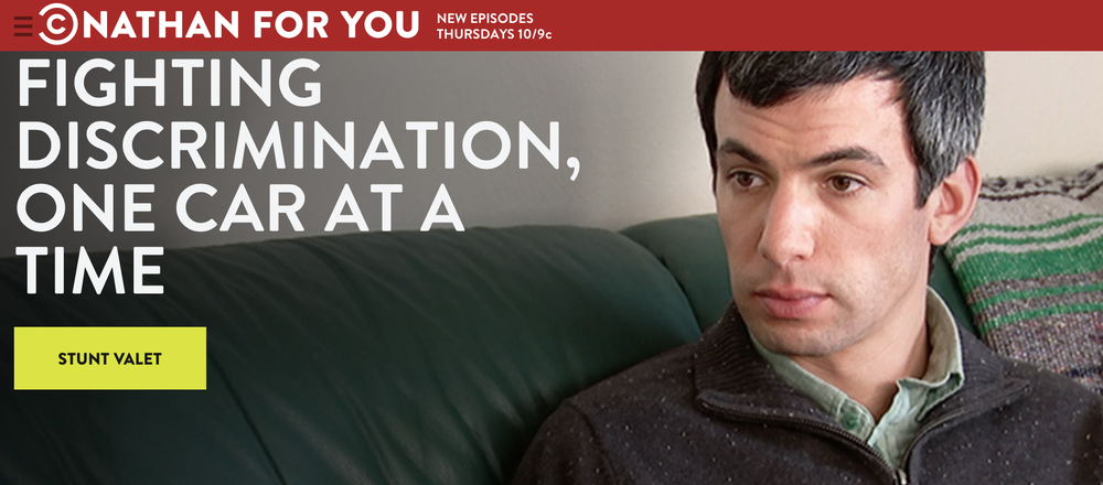 Nathan For You 2
