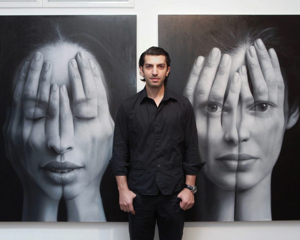 Tigran and his Mirror Series