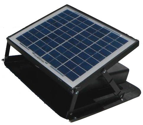 ISSI Solar Attic Vent U2014 Free Shipping