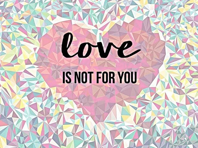 """Hey Youth Pastors! Looking for some sermon inspiration for the month of February?! Keisha Gordon is sharing a series called """"Love Is Not For You."""" Take a look! (nativeleader.org)"""