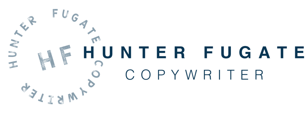 Hunter Fugate | copywriter
