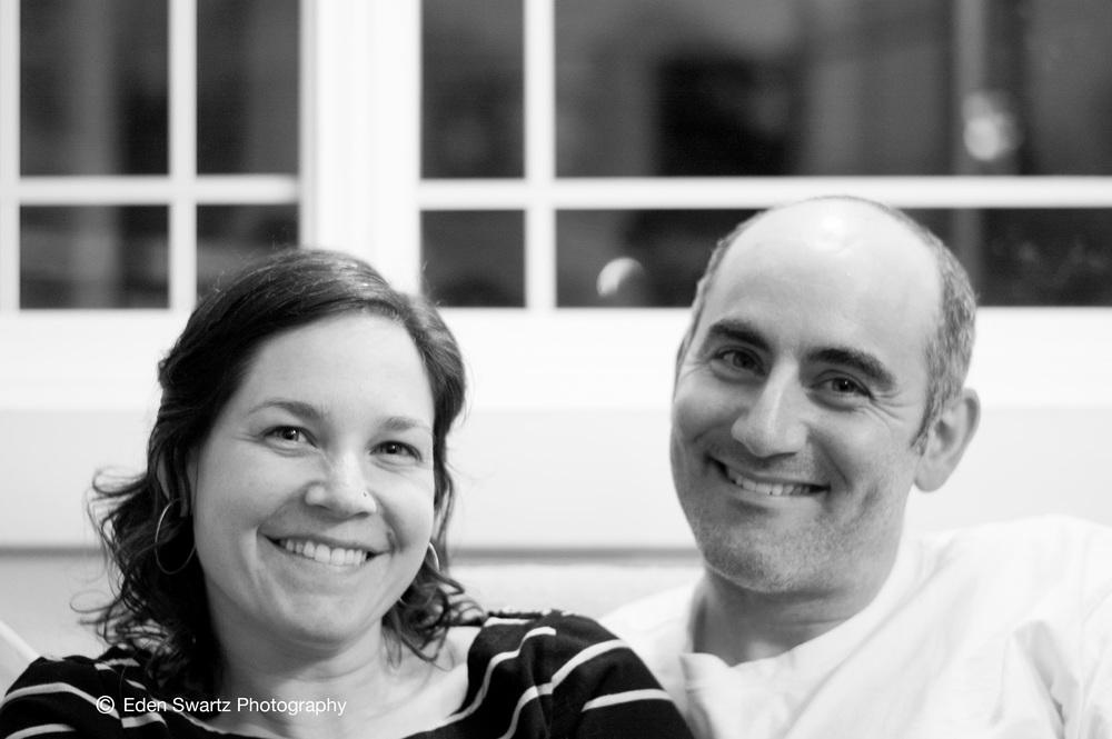 Dan and Clif. June 2, 2012