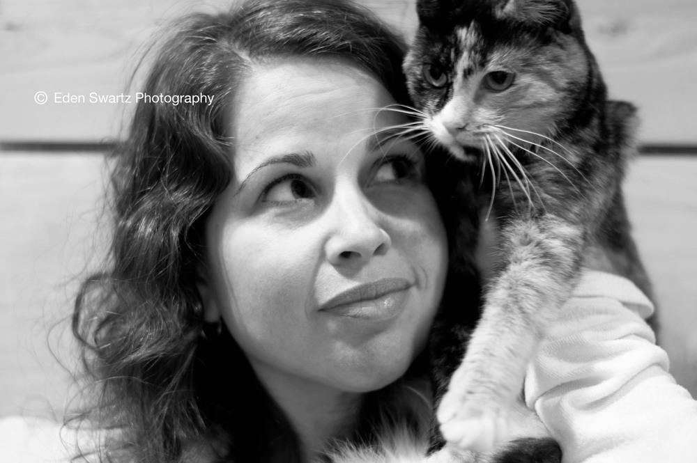Self Portrait with Sunny, II. June 11, 2012
